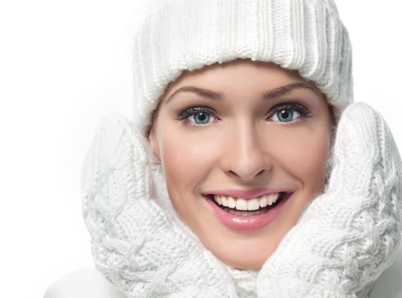 Mooie huid in de winter houden