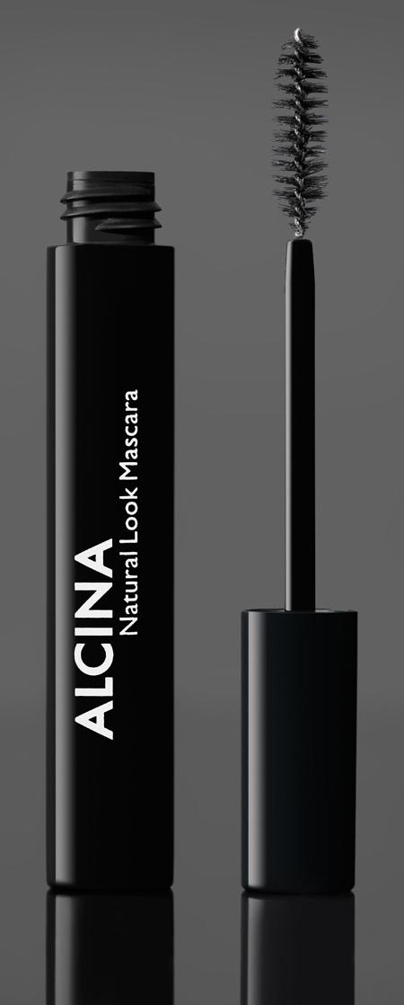 Natural Look Mascara Salon14 Alcina